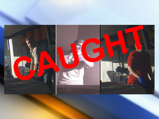 Caught: Burglary suspects who stole from Ware