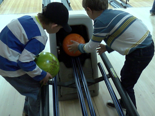 Bowling more than a game of splits, strikes