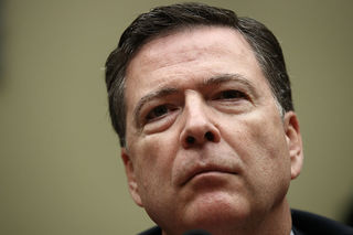 Clinton camp says Comey using double standard