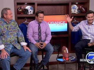 Orange First: Broncos prepare for the Raiders