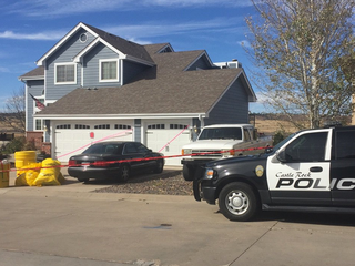 More evacuations as home is cleared of chemicals