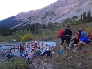 Record crowds damaging Colorado wilderness