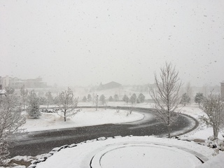 Colorado finally gets snow after long slumber