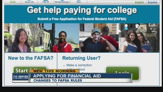 FAFSA form available now for college-bound teens