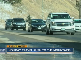 CDOT: 172,822 vehicles expected at tunnels