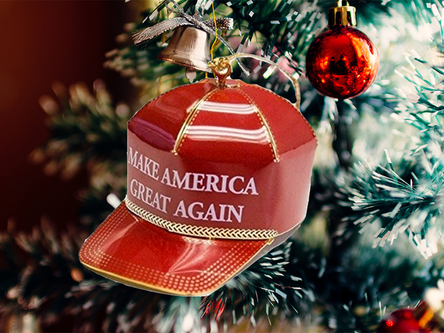 people are ripping trumps christmas ornament to shreds on amazon denver7 thedenverchannelcom