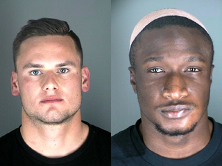 CU football players arrested after fight