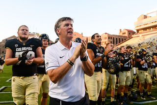 CU's MacIntyre named Walter Camp Coach of Year