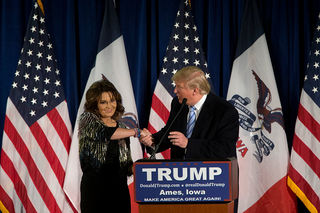 ABC News: Palin could run Veterans Affairs