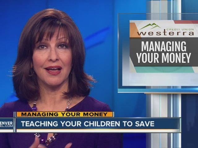 Teaching Your Children To Save