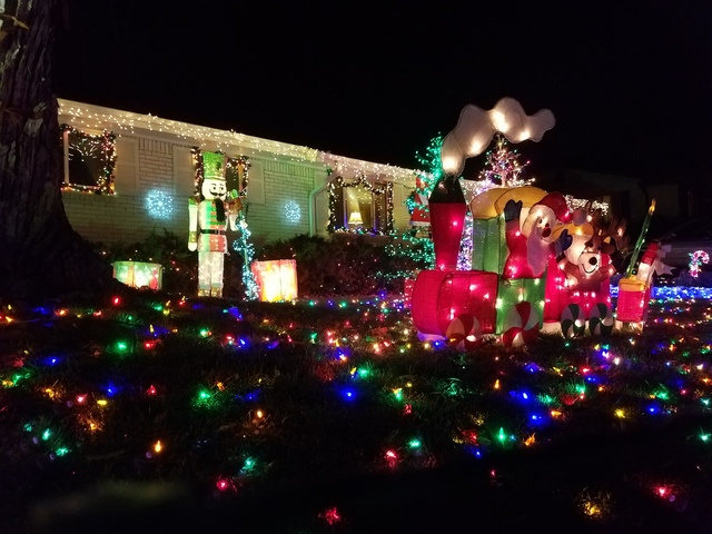 2016 Christmas Light Displays In The Denver Area