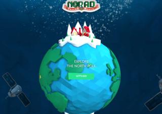 NORAD's Santa tracker website goes live