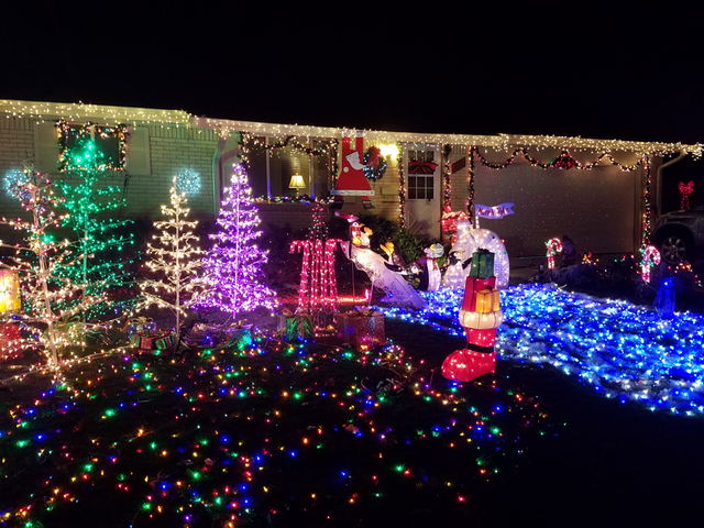 an interactive guide best christmas light displays in the denver area