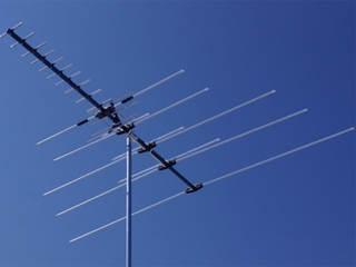 TV antennas making comeback in lieu of cable