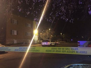 Suspect shot, wounded by Thornton police officer