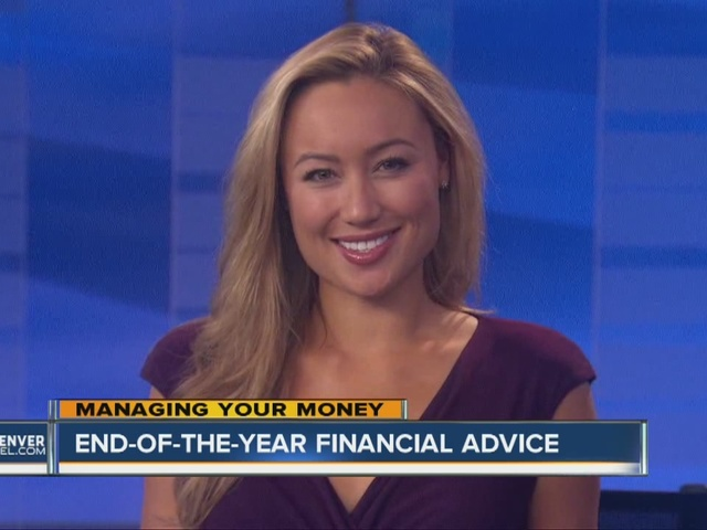 End-Of-The-Year Financial Advice