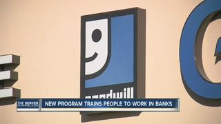 Goodwill works with banks for jobs program