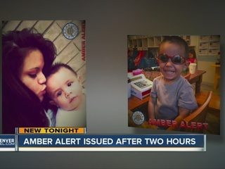 What is the process for issuing an Amber Alert?