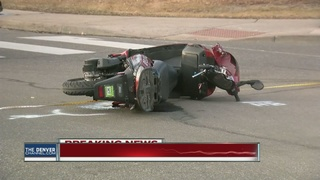 Scooter driver killed in Boulder crash