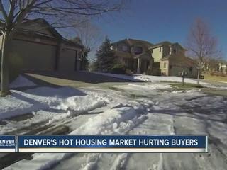 Denver home market 3rd least affordable in U.S.