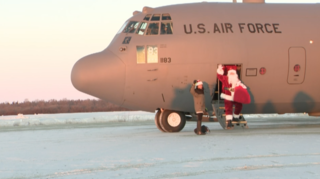 Santa enlists military for Alaska deliveries
