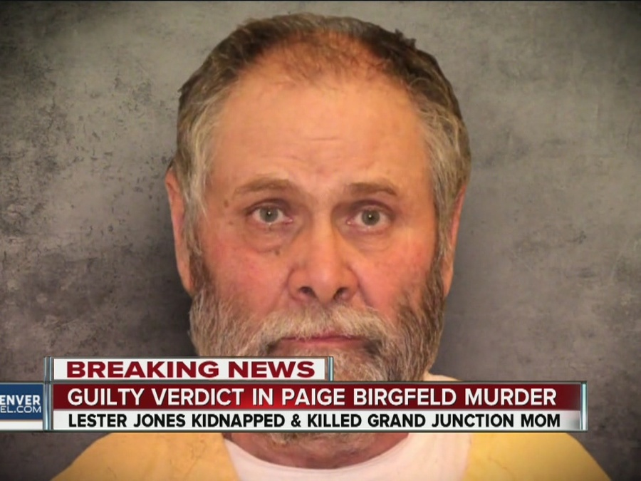 Gas Prices Denver >> Lester Jones found guilty of killing Paige Birgfeld in Grand Junction case - Denver7 ...
