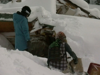 Cabin destroyed by avalanche in Summit County