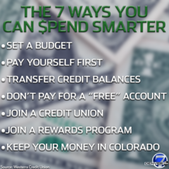 New Year New You: 7 Ways to spend smarter