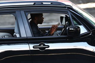 22 percent of CO drivers admit to reading texts