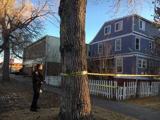 Transient shot at Colorado Springs home ID'd