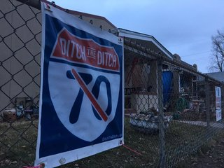 Fight against I-70 expansion continues
