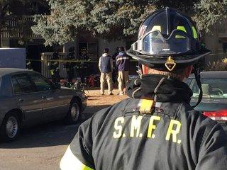 Mom, 2 children & deputies injured in condo fire