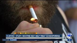 CU study looks at smoking and schizophrenia