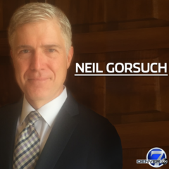 Colo.'s Gorsuch picked as SCOTUS nominee