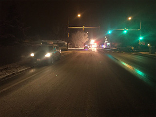 Ft. Collins: Person killed may have fallen on Rd