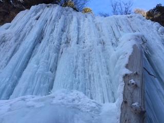 Colorado must see: Ice caves & triple waterfall