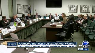Bill allowing DV victims to break leases passes