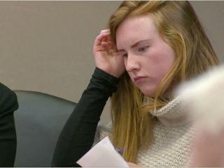 Brooke Higgins sentenced for shooting plot