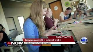 Colorado nonprofit up for national award