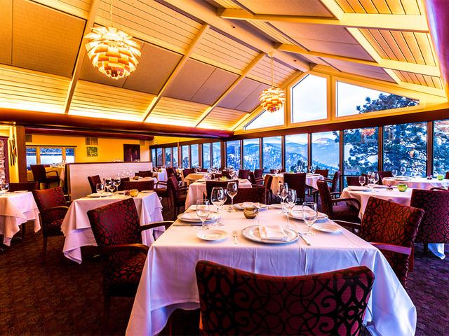 Flagstaff House Restaurant Boulder Menu
