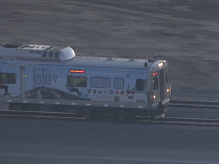 A Line returns to full service after fatal crash