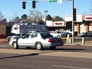 Suspect in custody after Aurora standoff