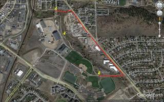 Castle Rock trail closes after easement expires