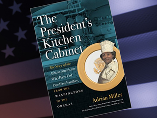 Politics of White House kitchen detailed in book
