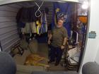 Colorado war vet living in storage unit