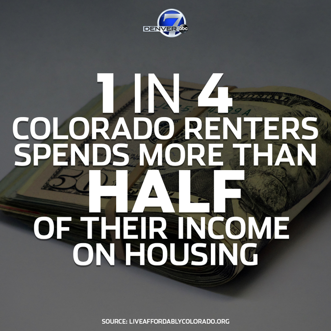 Colorado Bill Would Create Statewide Affordable Housing