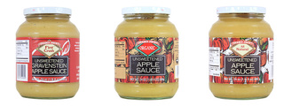 Glass in apple sauce prompts Trader Joe's recall