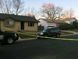 Northglenn home hit with gunfire