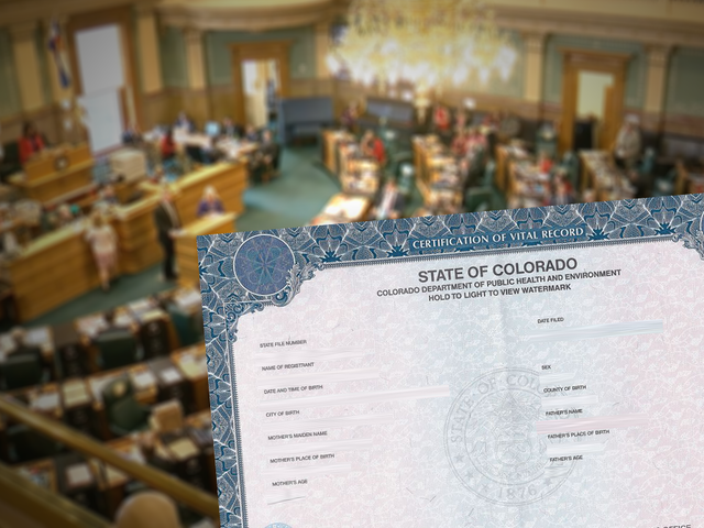 State Legislature To Debate Gender Change Bill Denver7