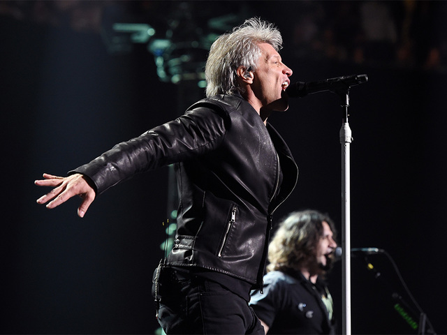 Bon Jovi to play Milwaukee in April